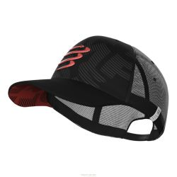 Compressport Compressport Casquette Trucker Noir