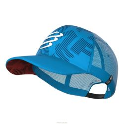 Compressport Compressport Casquette Trucker Blanc
