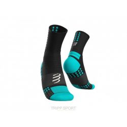 Compressport PRO MARATHON SOCKS NOIR Anti ampoule
