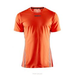 Craft Craft Vent Tee-shirt Mesh de Running