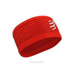 Compressport Compressport Bandeau HEADBAND ON/OFF Rouge