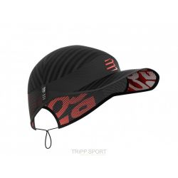 Compressport Compressport Casquette Pro Racing Noir