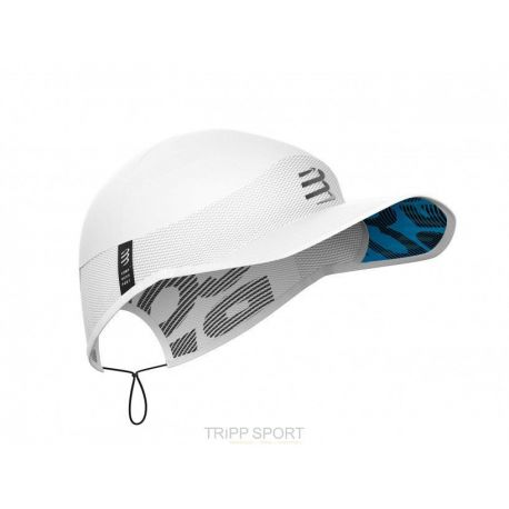 Compressport Casquette Pro Racing Blanc
