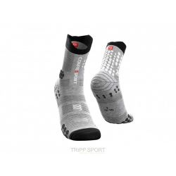 Compressport PRORACING SOCKS V3.0 (PRS V3) - TRAIL GRISE