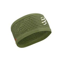 Compressport Bandeau Headband On/Off Vert olive