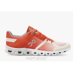 On Running On running cloudflow 2 - Femme- Guava / Dustrose - CHAUSSURE DE COURSE