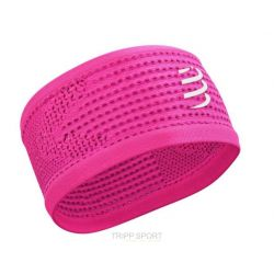 Compressport Compressport Bandeau HEADBAND ON/OFF Rose
