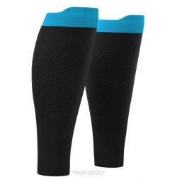 Compressport Manchons de Compression R2 V2 + Noir