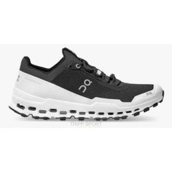 CLOUDULTRA BLACK/WHITE (HOMME)