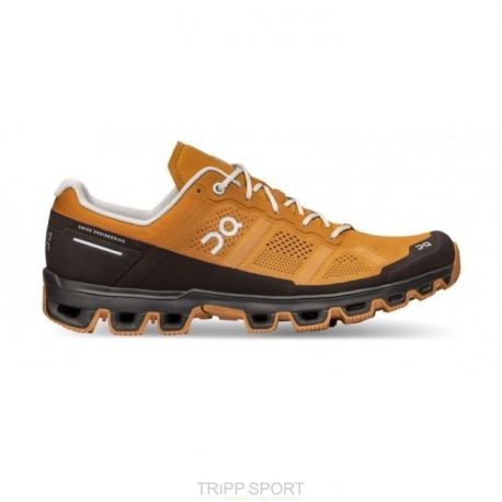 on running cloudventure - Pecan/Brown Homme