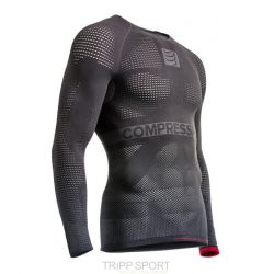 Compressport ON/OFF MULTISPORT 1ST LAYER SHIRT MANCHES LONGUES