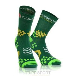 Compressport Chaussettes TRAIL Pro Racing Socks V2.1 Vert / Jaune