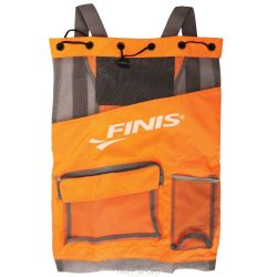 Finis Ultra Mesh BackPack Orange