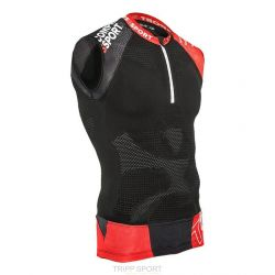 Maillot de compression Tank Trail Running V2 Noir