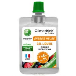 Oxsitis Climadrink® Energiz'heure™ climat TEMPERE - goût Fruits Rouges