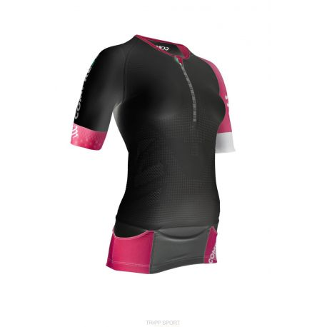 Top de compression TR3 Noir - Aero top
