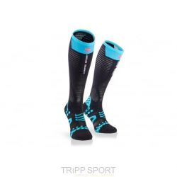 Compressport Chaussettes FULL SOCKS ULTRA LIGHT Noir