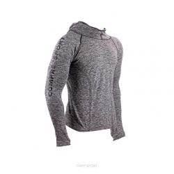 Compressport 3D THERMO SEAMLESS HOODIE Compressport