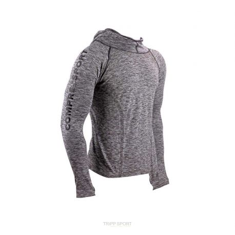 3D THERMO SEAMLESS HOODIE Compressport