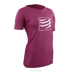 Tee-shirt manches courtes Training T-Shirt Rose