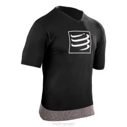Compressport Tee-shirt manches courtes Training T-Shirt