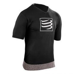 Tee-shirt manches courtes Training T-Shirt Noir Homme