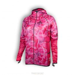 Veste trail / Running Kilimanjaro III Raincoat Ultralight - Woman Pink