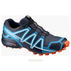 Salomon Chaussure Trail Running SPEEDCROSS 4 GTX® NAVY BLAZE/CLOIS