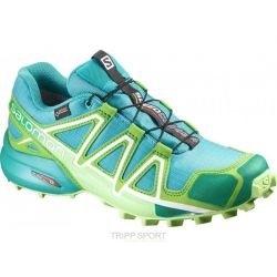 Salomon Chaussure Trail Running SPEEDCROSS 4 GTX® W TEAL