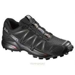 Salomon Chaussure Trail Running SPEEDCROSS 4 BK/BK/BLACK