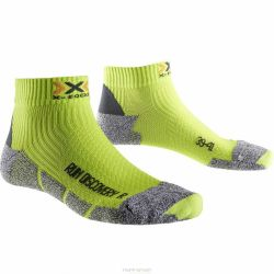 Chaussettes Running X SOCKS RUN DISCO V2 Vert
