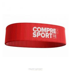 Compressport Ceinture Free Belt Rouge