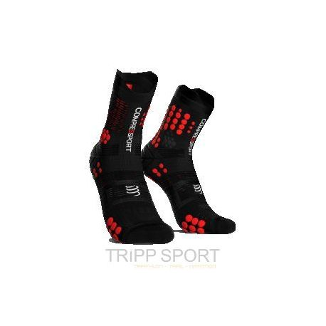 RACING SOCKS V3.0 TRAIL BLACK/RED