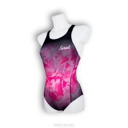 Maillot de bain - Camouflage Rose