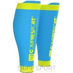 Compressport Manchons de Compression R2 V2 - Ice Blue