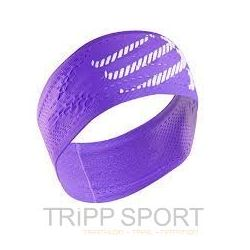 Compressport Bandeau Compressport Violet