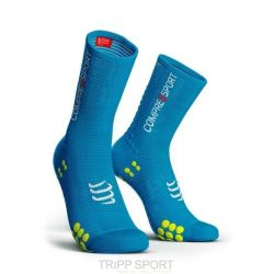 Compressport PRORACING SOCKS V3.0 (PRS V3) - VELO BLEU