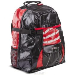 Compressport Globe Racer Pack Noir / Rouge compressport