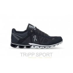 On Running On running Cloudflow - Homme - Black / Asphalt - CHAUSSURES DE COURSE