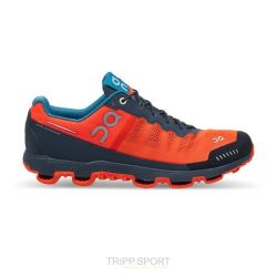 On Running Cloudventure - Homme - Flame / Shadow - CHAUSSURES DE trail