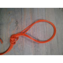 Lacets silicone Freelace TS ORANGE - FreelaceReborn