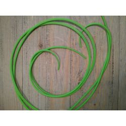 FreeLace Lacets silicone Freelace TTR FLUO VERT - FreelaceReborn