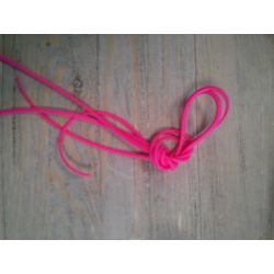 FreeLace Lacets silicone Freelace TTR Rose FLUO - FreelaceReborn