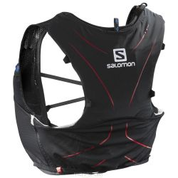 Sac d'hydration ADV SKIN 5 SET Black/Matador
