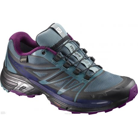 Chaussure Trail Running WINGS PRO 2 GTX® W North Atla/Astr - CHAUSSURES DE Trail