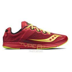 Saucony TYPE A8 RED/CTN