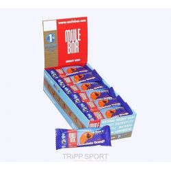 Mulebar Barre énergétique Jimmy's chocolat orange 40g