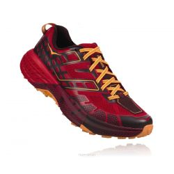 Hoka One One SPEED GOAT 2 - Homme - WHTRD - CHAUSSURES DE Trail été 2018