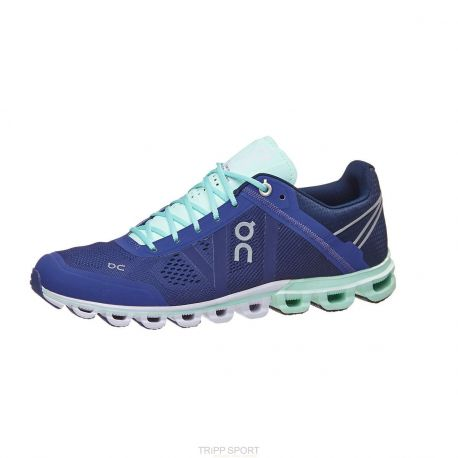 On Running Cloudflow - Femme - Dawn & Jade - CHAUSSURES DE COURSE
