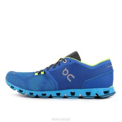 Cloud X - Homme - Water / Blues - CHAUSSURES DE COURSE